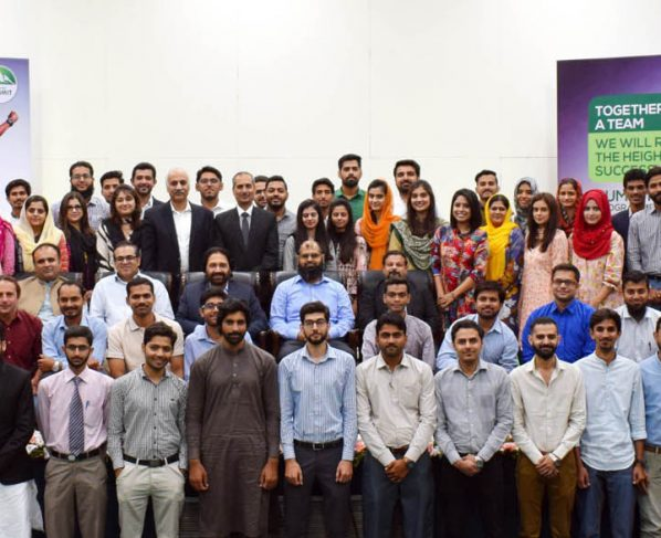 PTCL Inducts Top 100 Young Engineers & Business Graduates Under Summit Programme 2018