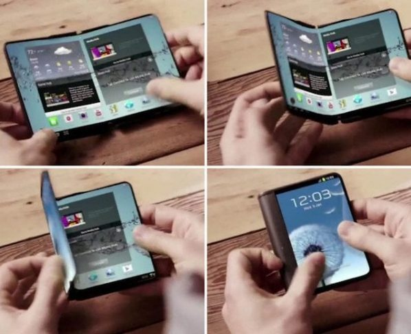 Oppo and Xiaomi might begetting Samsung foldable displays, amongst others