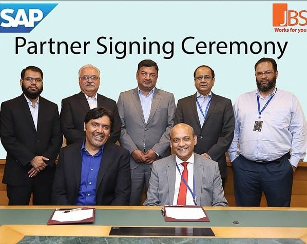 JAFFER BUSINESS SYSTEMS (JBS) PARTNERS WITH SAP