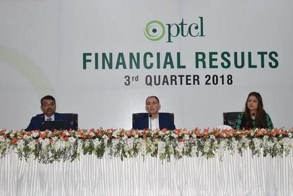 PTCL GROUP POSTS 6% YOY REVENUE GROWTH, PTCL ASSIGNED LONG TERM RATING OF AAA