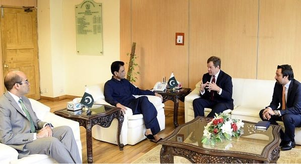 Uber Chief Business Officer visits Pakistan to deliberate growth opportunities