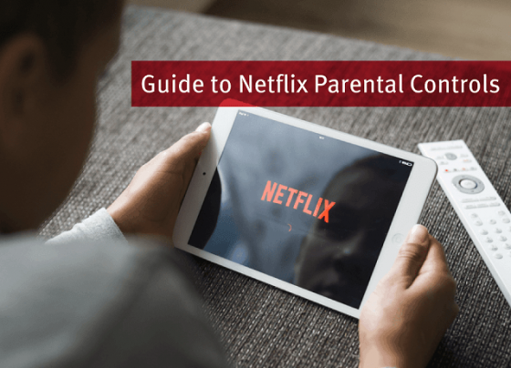 A complete guide for parental controls at Netflix