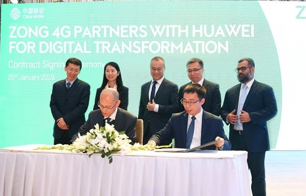 Zong 4G celebrates 10 Years of Excellence