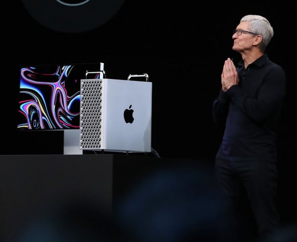 The US will not waive tariffs for Apple's new Mac Pro to be made in China