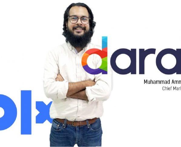 Pakistan very own tech veteran joins Daraz as CMO from OLX