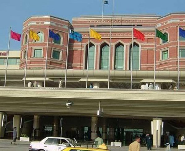 Firing at Lahore Airport, One man killed