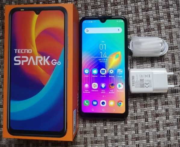TECNO SPARK GO – AFFORDABILITY GIVEN A NEW MEANING