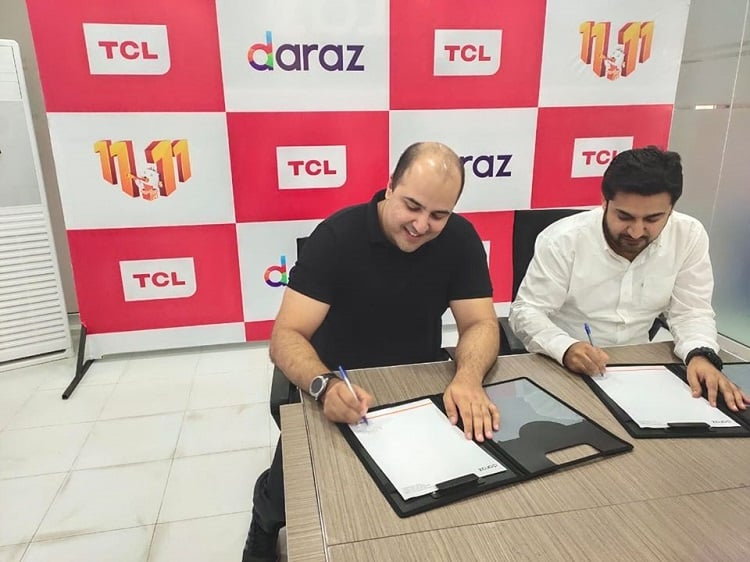 TCL & Daraz Join Hands For 11.11