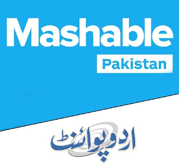 UrduPoint and Ziff Davis announce Mashable Pakistan