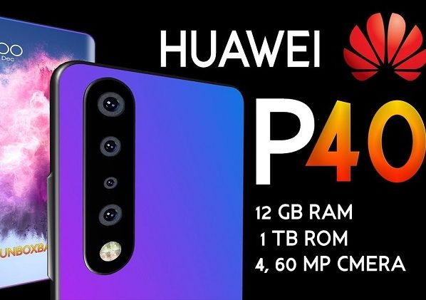 Huawei P40 and P40 pro to debut globally in 2020