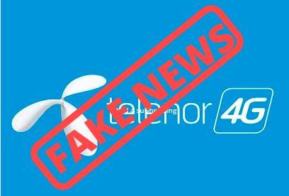 Fake News Regarding Telenor