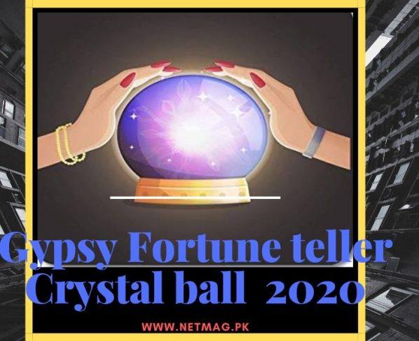 Crystal ball 2020