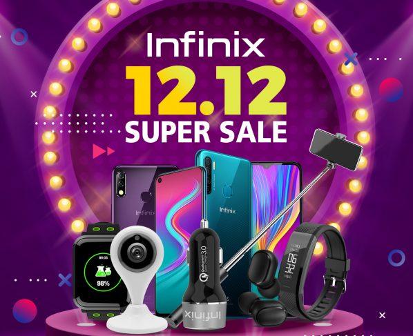 Infinix 12.12