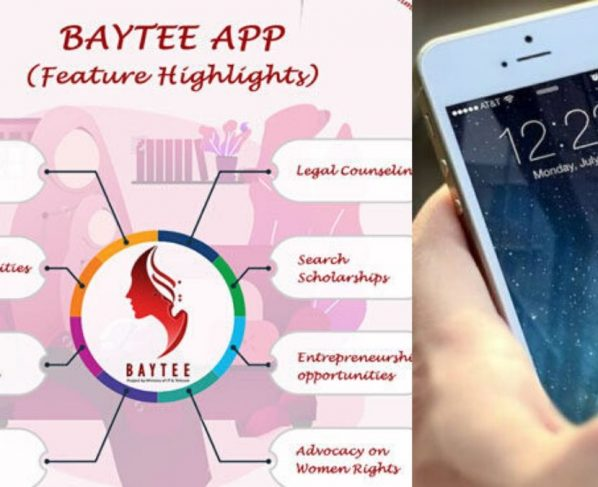 'Baytee' app