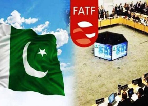 Pakistan in FATF