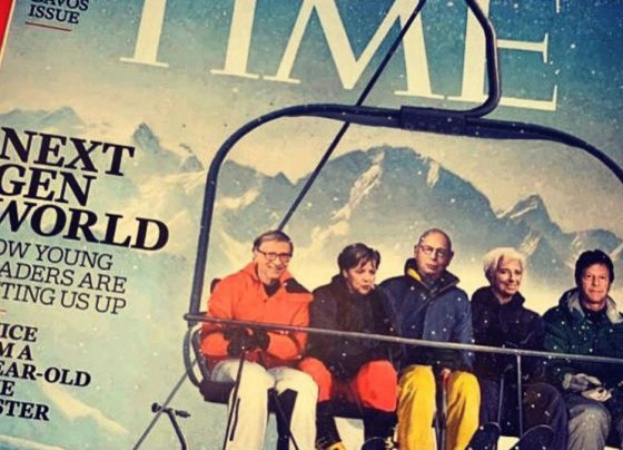 Imran Khan featured on Time Magazine