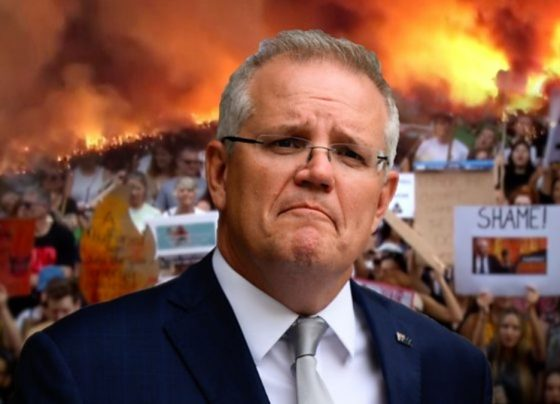 Morrison's ill-judged holiday