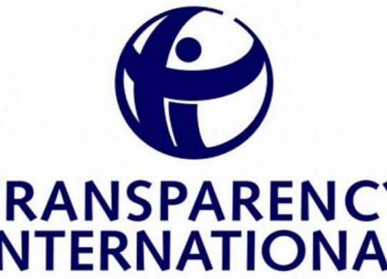 Transparency International releases