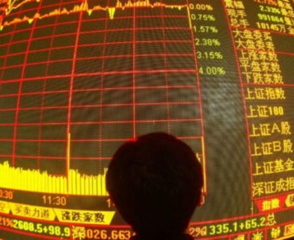 Chinese Market crashes