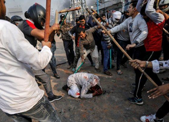 Delhi Attacks On Muslims