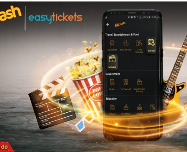 Movie & Event Tickets