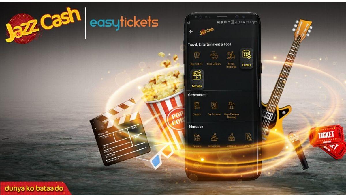 Movie & Event Tickets