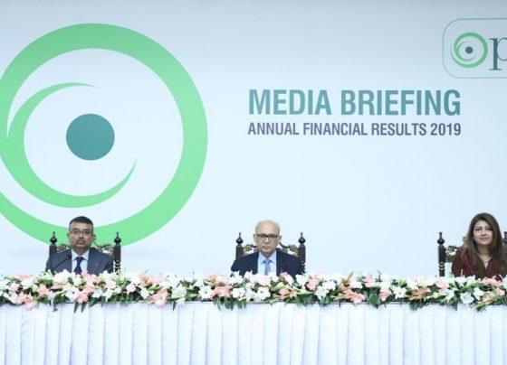 PTCL Final Cash Dividend