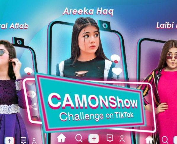 TECNO #CamonShow