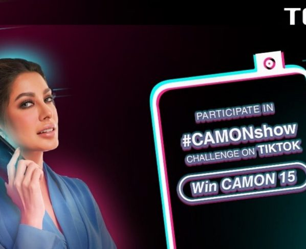 Tecno #CamonShow Challenge