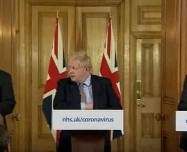 UK PM Statement On Coronavirus