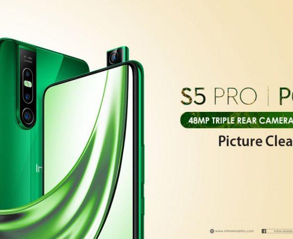 price of new Infinix S5 Pro