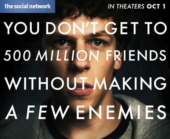 Das Sozialnetzwerk - Ab 1. Oktober im Kino