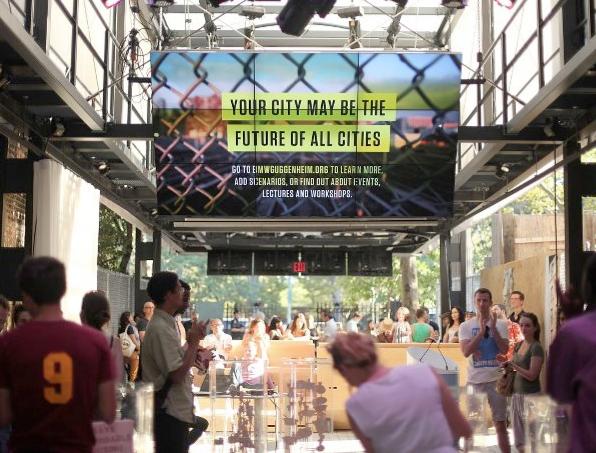 Deine Stadt ist womöglich die Zukunft aller Städte