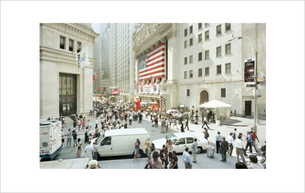 Joel Micah Miller - Monumental - Wall Street