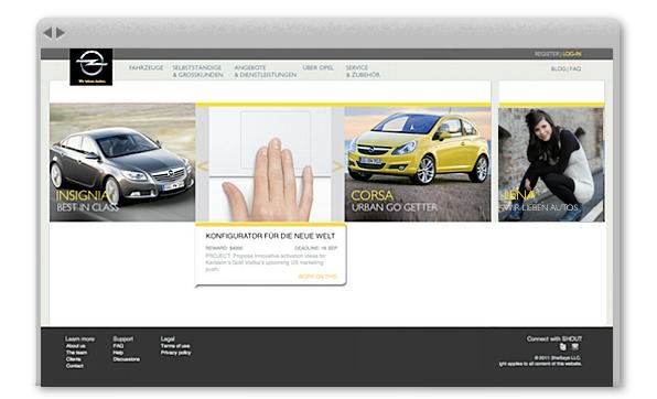 Theme für Automarken