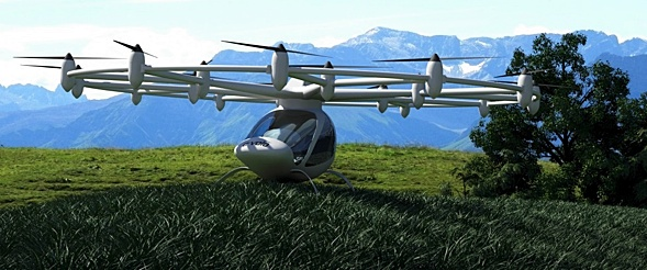 VC 200 Volocopter