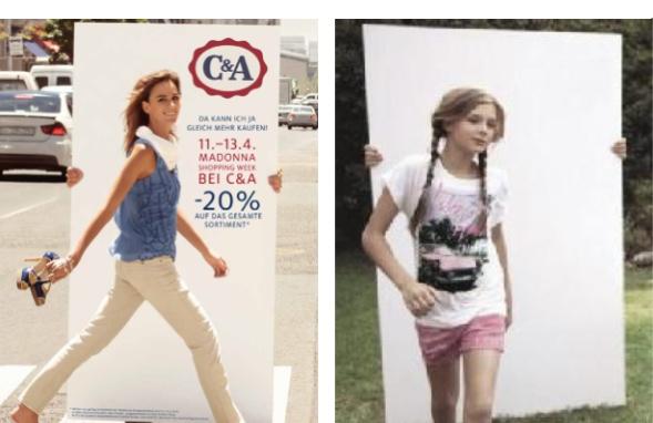 C&A Werbung 2013