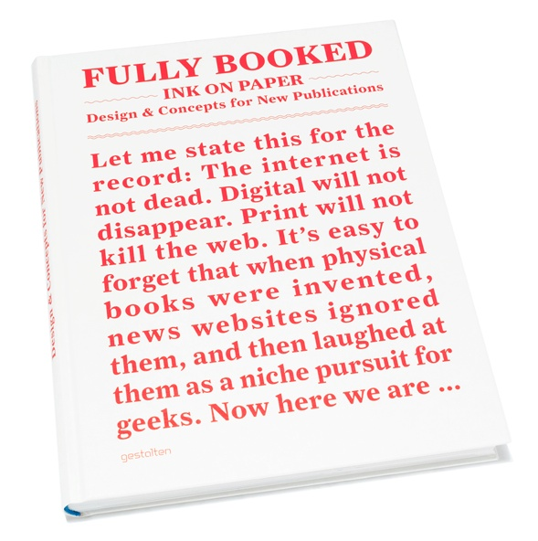 Fully Booked edited by Andrew Losowsky, R. Klanten, M. Hübner, S. Ehmann