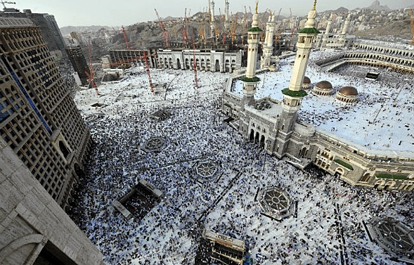 Mekka… Medina… Saudi Arabien via Foreign Policy