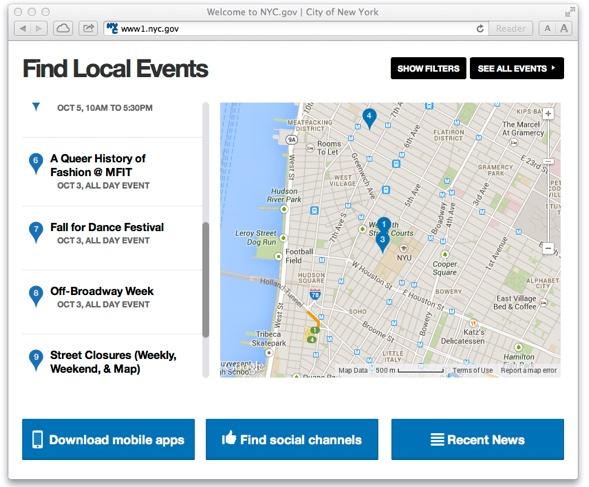 Lokale Ereignisse