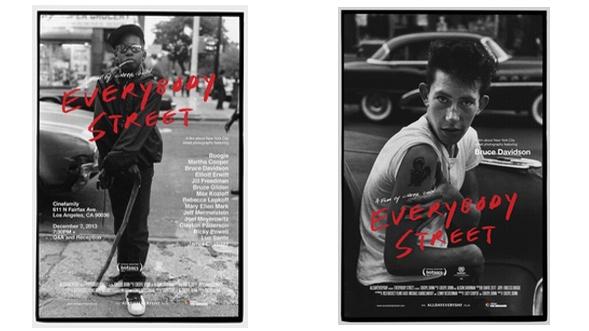 Everybody Street Plakate