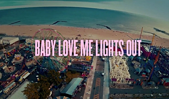 Baby love me lights out