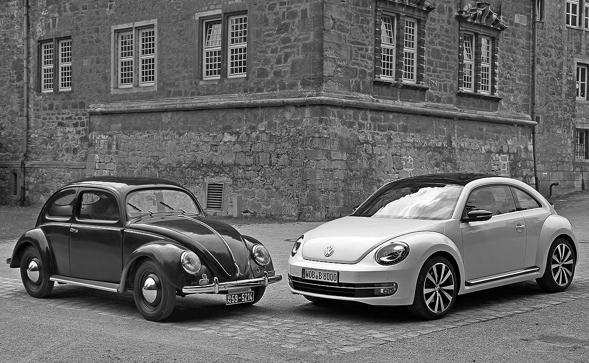 Käfer u. Beetle