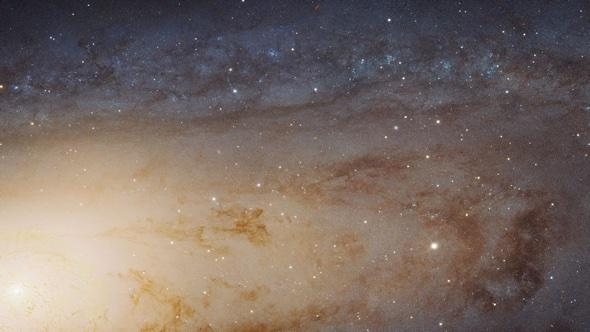 Nasa Space Andromeda Hubble