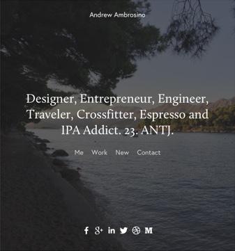 Andrew Ambrosino