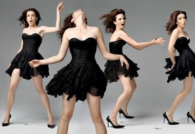 Tina Fey von Annie Leibovitz für Vanity Fair fotografiert