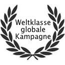Weltklasse globale Kampagne