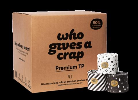 Premium TP Australier wollen sich nciht länger am Untergang der Erde beteiligen und kaufen Marken die es nicht dazu kommen lassen wollen.
