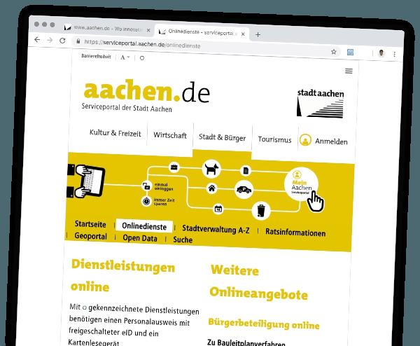 aachen.de Bürgerportal