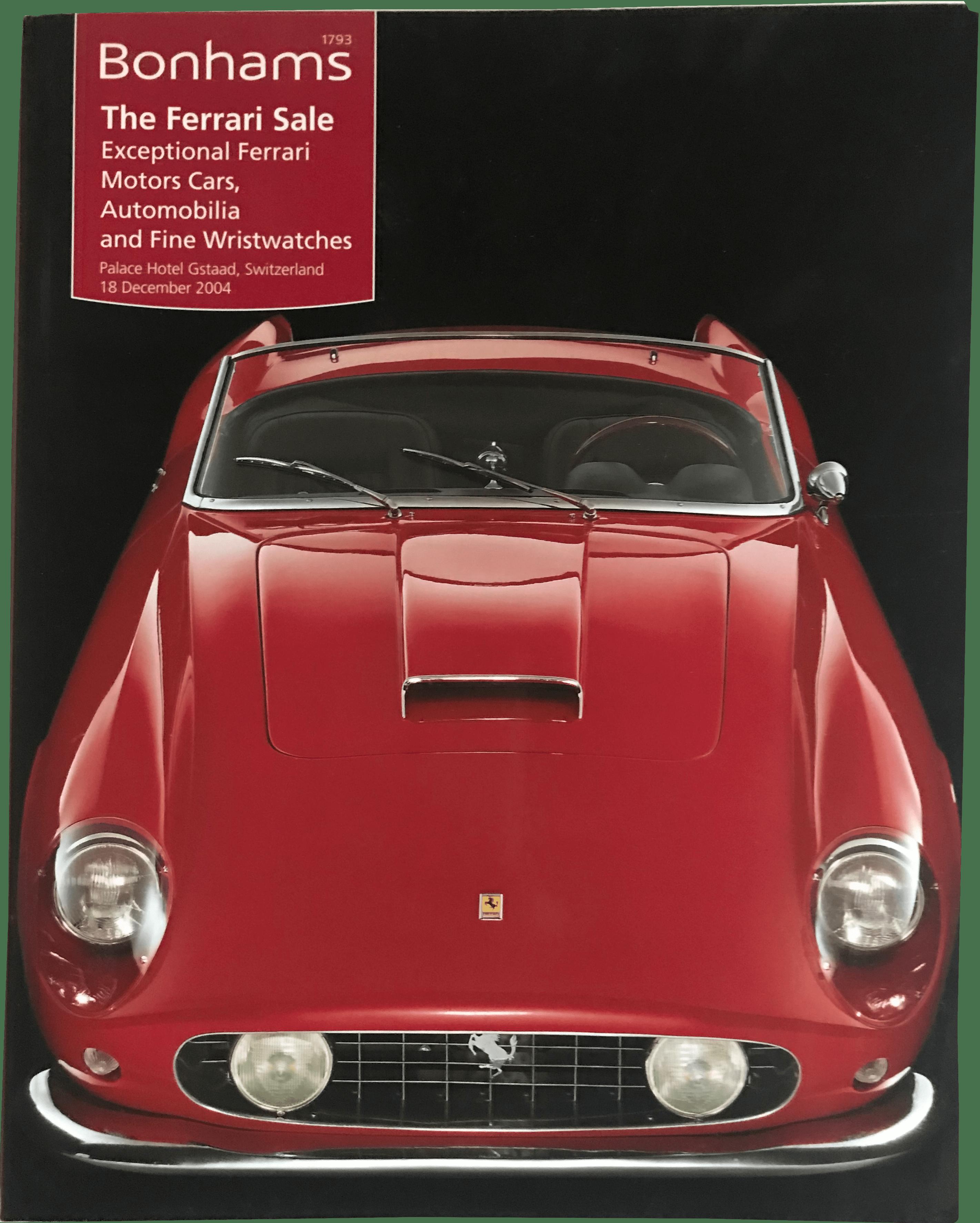 Bonhams Katalog Angebot auf eBay €38